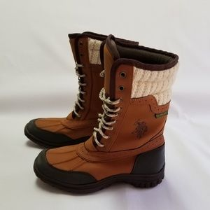 U.S. Polo Assn. Boots.